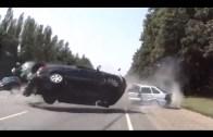 Acemi Sürücülerin İnanılmaz Kazaları