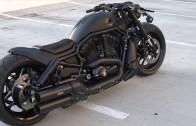 Harley Davidson'dan Efsane Bir Motosiklet Nightrod!