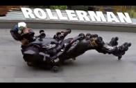 Rollerman'ın Süzüle Süzüle Gidişi (Mükemmel İcat!)