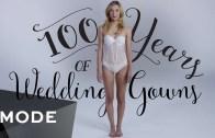Son 100 Yılın En Moda Gelinlik Değişimleri
