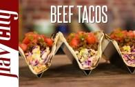 Bobby Parrish'ten Ağzınıza Layık Kıymalı Taco Tarifi