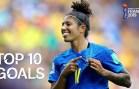Fransa'daki Kadınlar Dünya Kupasından 10 İnanılmaz Gol