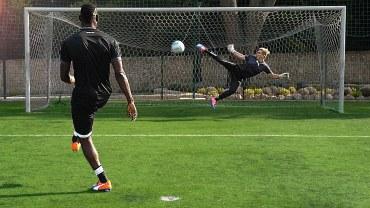 Mario Balotelli'yle Penaltı Challenge – Sonuç Şaşırtıcı