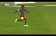 Ronaldinho'dan Bitmek Bilmeyen Efsane Hareketler