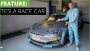 Tesla Yarış Arabası Olur mu Diye Düşünmenize Gerek Yok!
