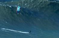 Dünyanın En Büyük Dalgalarıyla Sörf Yapan Çılgın İnsanlar