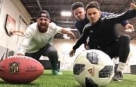 Futbolun Altın Çocuklarından Teknik Atışlar