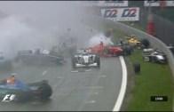 Kaos ve Dram Dolu 1998 Belçika Grand Prix'i