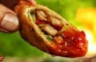 Tek Oturuşta Bitireceğiniz Çıtır Çin Böreği