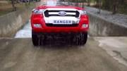 Yeni Ford Ranger İle Sualtı Performans Testi