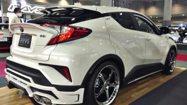 Japon Ustadan Toyota CH-R Modifiyesi