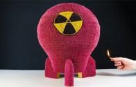 Kibritten Nükleer Bomba Tipi Maket Yapımı