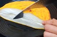 Tek Malzemeyle Yapılan En Lezzetli Omlet