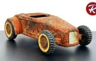 1960'lardan Kalma Araba Maketi Tamiratı