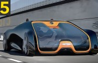 2020 Yılı 15 Çılgın Konsept Arabalar Serisi
