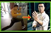 Donnie Yen – Çinli Oyuncudan Dövüş Antrenmanı