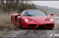 Ferrari Enzo WRC – Drift Şov İle İtalyan Devi Karşınızda!