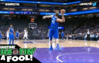 NBA – Potadan Potaya Atış Denemeleri (Sonuçlar Fena)
