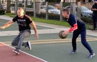 Professor'den Sokak Basketbolu Dersi Karşınızda!