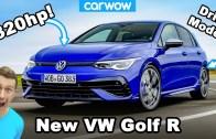 Yeni Model VW Golf R – İnce Dokunuşlar!