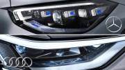 Audi ve Mercedes'in Araba Işık Sistemleri Karşılaştırması