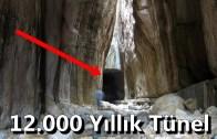 İskoçya'dan Türkiye'ye Uzanan Yer Altı Tüneli