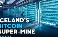 Karşınızda İzlanda'da Bulunan Muhteşem Bitcoin Madeni