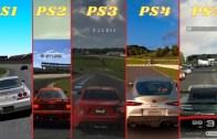 PS'ler Arası Gran Turismo Grafik Farkları