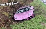 Süper Lüks Otomobiller ile Pahalıya Patlayan Kazalar