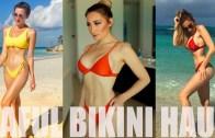 Holly'den İçinizi Isıtacak Ateşli Bikini Tanıtımı!