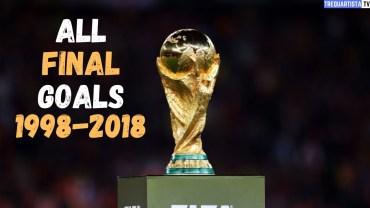 Dünya Kupası – Finallerde Atılmış Tüm Efsane Goller