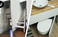 Evlerde İnanılmaz Alan Kazandıran Harika Ev Eşyaları