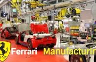 Ferrari Fabrikası – Eşsiz Konforun Başlangıç Noktası