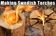 Ormanda Kolaylıkla Yapılan 3 Farklı İsveç Meşalesi