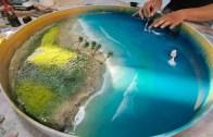 Söylenecek Söz Bırakmayan Okyanus Masası Tasarımı!
