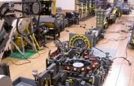 Tüm Stresinizi Atacağınız Devasa Lego Top Mekanizması