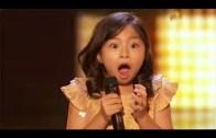 Yetenek Yarışmasında 9 Yaşındaki Çocuktan Müzik Şovu