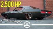 1970 Model Dodge Challenger ile Göz Kamaştırıcı Değişim