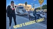 İlginç Tasarımıyla Dünyadaki En Büyük ve Pahalı Limuzin