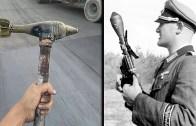 Gelmiş Geçmiş En Garip Ama Harika Askeri Silahlar!