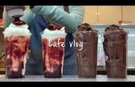 En Lezzetli İçeceklerle Dolu Kahve Dükkanında 1 Gün!