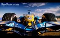 Renault R25 Formula 1 Aracı ile Efsane Sürüş Deneyimi