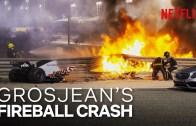 Romain Grosjean – Alevler İçindeki Korkunç Kaza Anları!