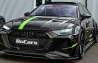 Mansory'den Acımasız Güzelliği ile Audi RS6 Modifiyesi