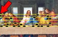 Meşhur Tablolarda Gizlenmiş Olan Şaşırtıcı Sırlar!