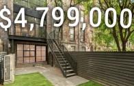 New York Silüeti Manzaralı Devasa Manhattan Dairesi