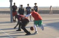 Profesör ile Top Çalma Amaçlı Basketbol Kapışması!