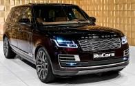 Range Rover SV Autobiography Ses ve Tasarım İncelemesi