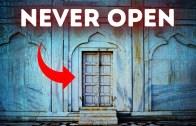 Sırlarını Açığa Çıkarmayan Kilitli Gizemli Kapılar!