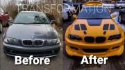 BMW E46 Modifiyesi – İnanılmaz Değişime Hazır Olun!